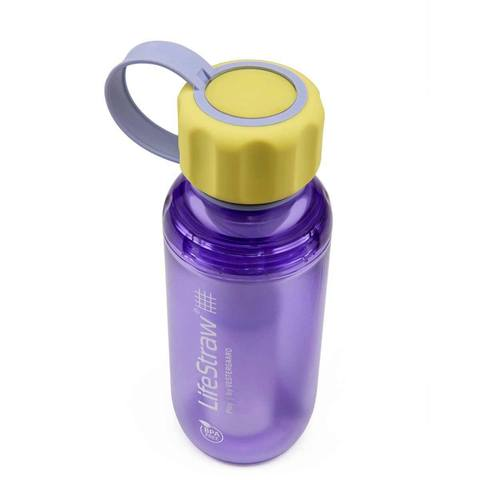 LifeStraw Play - Kids Water Bottle with Filter - Orchid