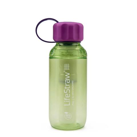 LifeStraw Play - Kids Water Bottle with Filter - Lime